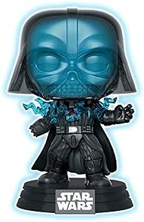 Funko Pop! Star Wars: Return of The Jedi – Vader galvanizado que brilla en la oscuridad (exclusivo)