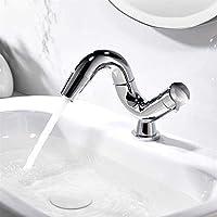 Conception: corps lisse, design moderne et miroir, embellir votre salle de bain Qualité: chromé, en laiton, durable et facile à soigner, cartouche de céramique de haute qualité, évitez les gouttes ATTENTION: Peut être connecté à tous les systèmes de ...