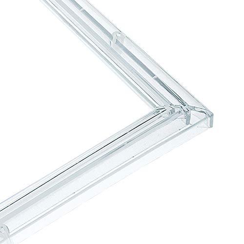 パズルフレーム クリスタルパネル クリアー(18.2x25.7cm)