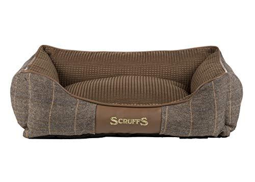 Scruffs Windsor Hundebett, kastanienbraun