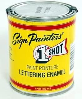 One Shot Paint 109L-PT Metallic Gold