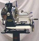 Affettatrice a Volano, diametro lama 300 mm (Nera)
