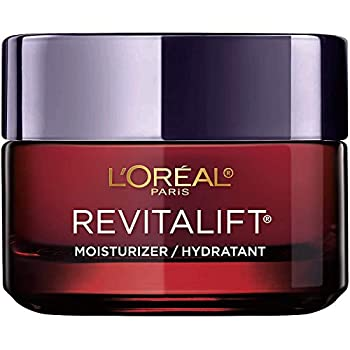 L'Oreal Paris Skincare Revitalift Triple Power Anti-Aging Face Moisturizer with Pro Retinol Hyaluronic Acid & Vitamin C to reduce wrinkles firm and brighten skin 1.7 Oz