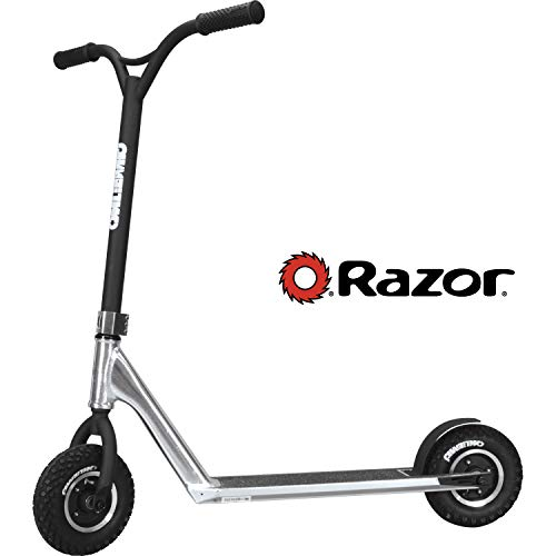 Why Should You Buy Razor Phase Two Dirt Scoot Diamond Edition Scooter - Silver