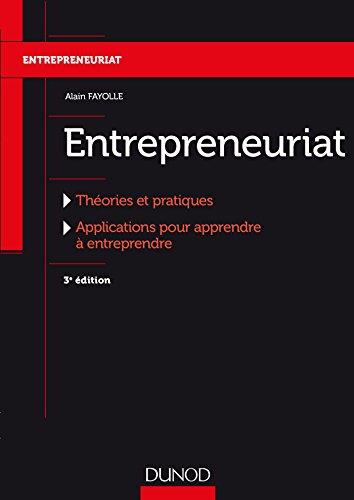 Livre pour tout savoir de l'entrepreneuriat