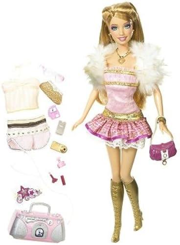 MATTEL M4832 Barbie day nite summer inkl. Zubeh