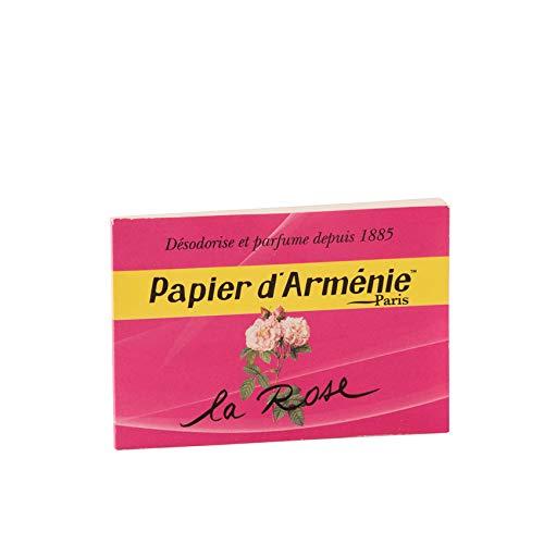 FANMEX - Fantastisch - papier d'Arménie La Rose - blok met 10 pagina's