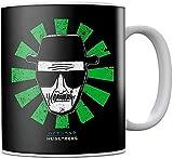Heisenberg Retro Japonés Breaking Bad - Taza de café de cerámica para regalo de cumpleaños