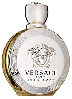 VERSACE Eros Eau De Parfum Spray for Women 3.4 Ounce