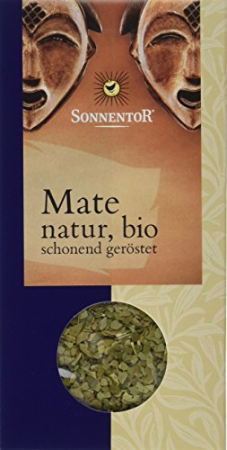 Sonnentor Tee Mate lose, 1er Pack (1 x 90 g) - Bio