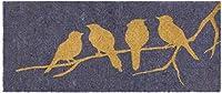 Fab Habitat ハンドメイド 極厚 コアドアマット 18×30×1.60インチ XX-Large (24 x 57 inch) - Extra Thick