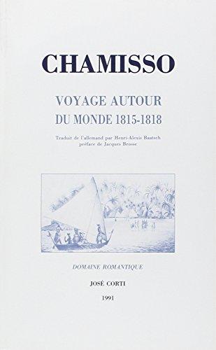 Voyage autour du monde : 1815-1818