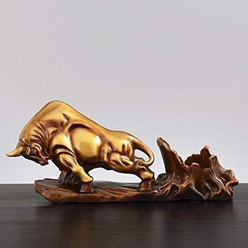 KKKJJJ Sculpture Ornament Figurine Craft for Decoration Luxury goods Gol supreme Home