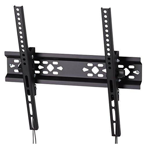Wandhalterung Samsung TV für 32 I 40 I 42 I 43 I 44 I 45 I 49 I 55 I 65 Zoll Fernseher, bis 60 kg Traglast I VESA 50x50 – 400x400 I Bildschirmdiagonale 81-165 cm I neigbar