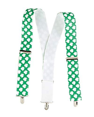 Horror-Shop St. Patrick Day Suspenders