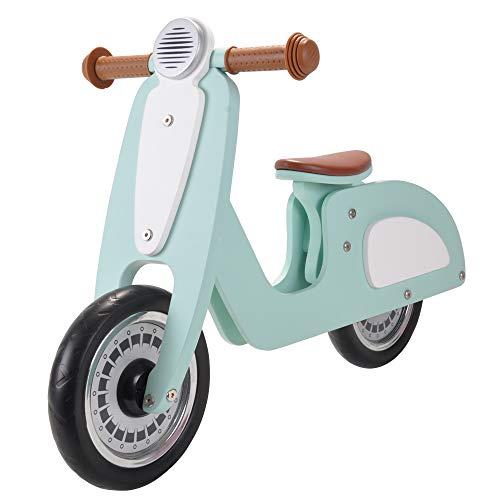 Bandits & Angels Holz Laufrad - Italian Rider (Mint)