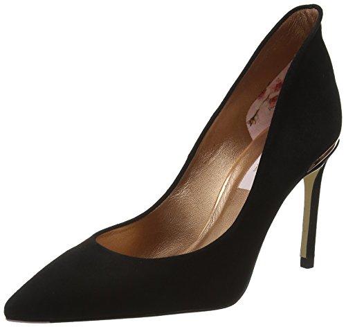 Ted Baker Savio 2, Zapatos de tacón con Punta Cerrada para Mujer, Negro (Black #000000), 39 EU