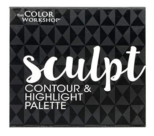 Markwins Essential Compacts Sculpt Contour and Highlight Palette 120 g