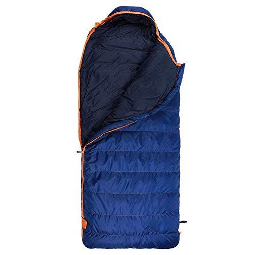 BABY Maman Sac De Couchage en Plein Air Ultra Léger Automne Automne Sac De Couchage Adulte Camping Escalade Voyage (Size : 700g)