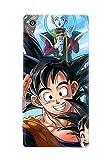 Carcasa para Sony Xperia Z5 Dragon Ball Goku Son Gohan Vegeta 28 Diseños
