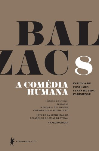 A Comédia Humana – v. 8