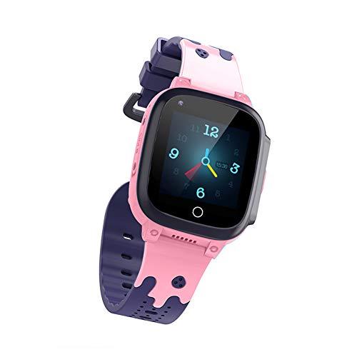 4G Kids Smartwatch WiFi LBS GPS Tracker horloge Waterdicht voor kinderen met stappenteller/Remote monitoring/FaceTalk/2-weggesprek/SOS,Kinderen Meisjes Jongen Speelgoed Leeftijd 4-14