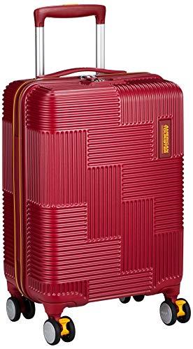 [アメリカンツーリスター] スーツケース キャリーケース ベルトン スピナー 55/20 TSA 機内持ち込み可 保証付 35L 55 cm 3kg レッド