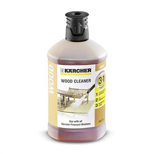 Kärcher 62957570 3-in-1 Wood Plug and Clean Pressure Washer Detergent