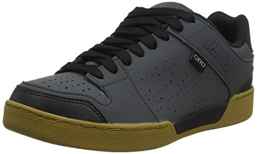 Giro Jacket II Mens Downhill Cycling Shoe − 43, Dark Shadow/Gum (2020)
