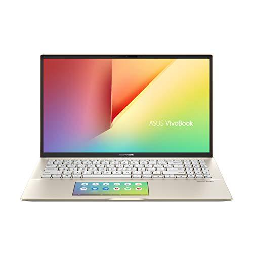 ASUS Vivobook S 15 S532, Notebook con Monitor 15,6' FHD, Anti-Glare, ScreenPad, Intel Core i5-10210U, RAM 16GB, HDD 256GB SSD PCIE, NVIDIA GeForce MX250, Windows 10
