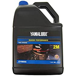 2 stroke outboard oil produced by Yamaha