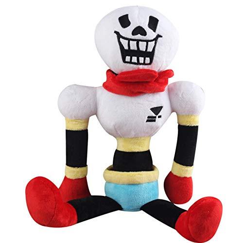 23-37cm Undertale Plush Toys Sans Plush Undertale Frisk Chara Asriel Lancer Zombie Doll Soft Stuffed Toy for Children Xmas Gifts