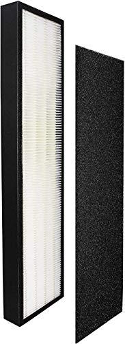 Vaccum Savings 5 pack - True HEPA Replacement Filter for GermGuardian FLT5000/FLT5111 AC5000 Series, Filter C Germ Guardian