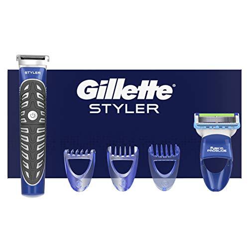 Gillette 3-in-1 Styler: Barttrimmer, Rasierer Und Definierer, Für Das Perfekte Styling Mit Nur Einem Präzisionsgerät