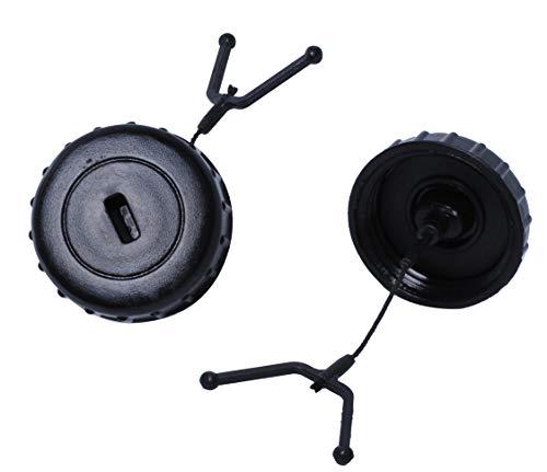 Poweka - Tapón de gasolina + tapón de aceite para motosierra Stihl 017 017C 018 018C 019T MS170 MS170C MS180 MS180C MS190T MS191T reemplazable 1130 350 050