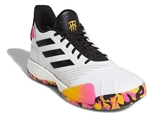 adidas Hombre Tmac Millennium Zapatos de Baloncesto Blanco, 48 2/3