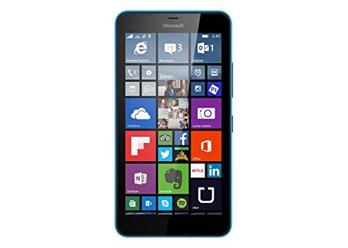 Nokia Lumia 640 XL 8GB 4G Cyan - Smartphones (14,478 cm (5.7