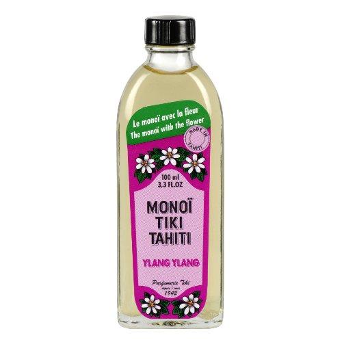 Monoi Tiki Tahiti Ylang Ylang (100 ml glazen fles)