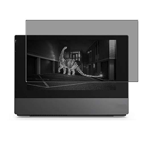 Vaxson Protector de Pantalla de Privacidad, compatible con Lenovo ThinkBook Plus 10.8' [no vidrio templado] TPU Película Protectora Anti Espía