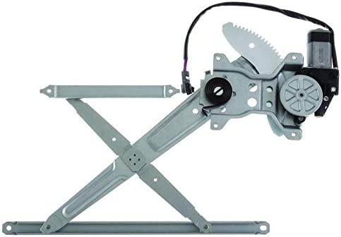 New List price Window Regulator W Motor Front LH Left Drivers Side Popular products Replacem