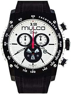 Relógio masculino Mulco Deep Scale Isa Black MW1-29878-021