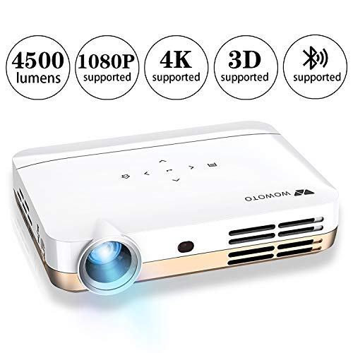 WOWOTO H10 Mini Video Projector
