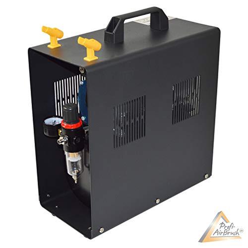 Profi-AirBrush Kompressor Universal II-C mit Start/Stop-Automatik