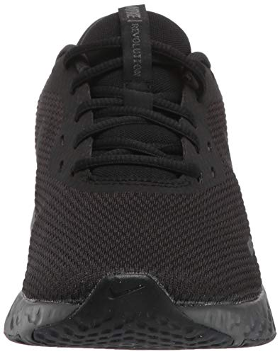 NIKE Revolution 5, Zapatillas Mujer, Negro (Black/Anthracite), 40 EU