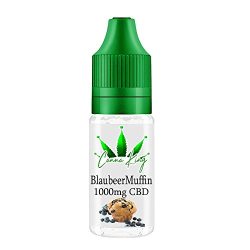 CBD Liquid Blueberry Muffin mit 1000mg...