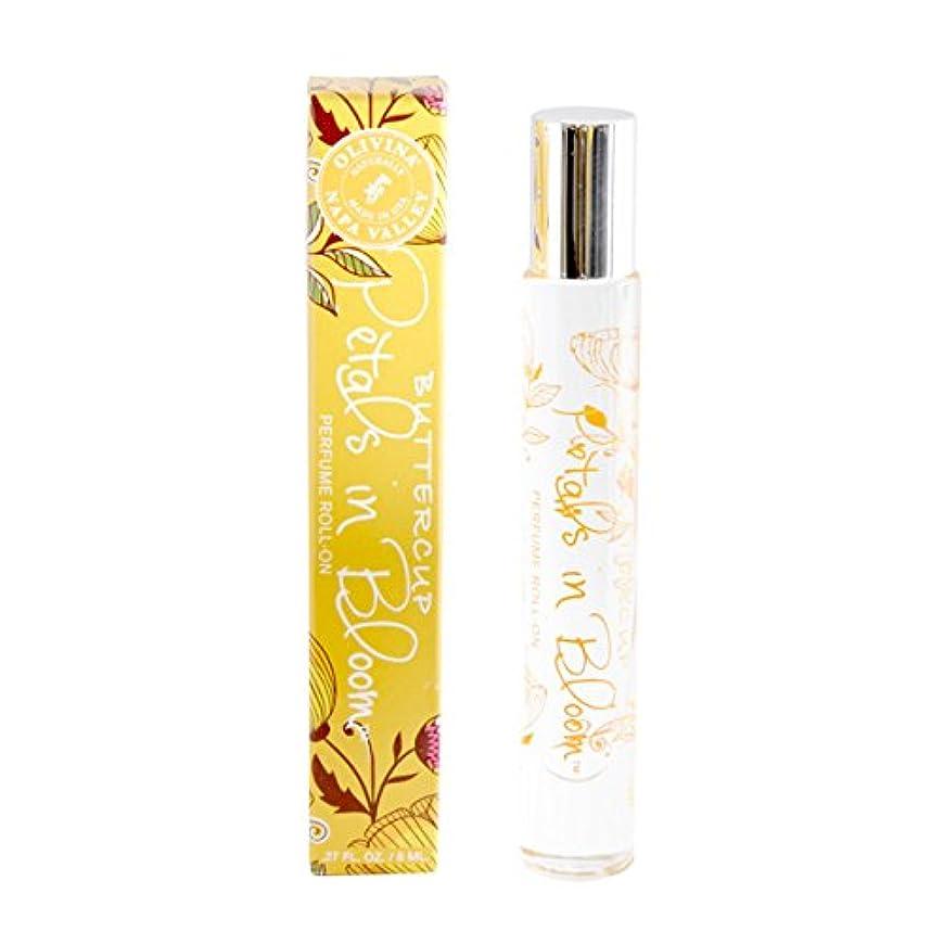 しかし矩形なにNapa Valley Apothecary Petals in Bloom パフューム ロールオン バターカップ perfume roll-on Buttercup ナパバレーアポセカリー ペタルズインブルーム Olivina オリビーナ