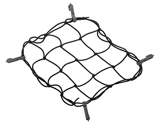Delta Mega Rack Bicycle Cargo Net  BLACK