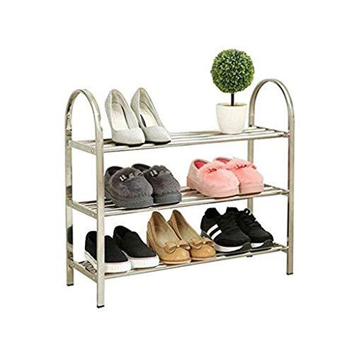 XYZMDJ schoenenrek met handgreeptoren, verstelbare schoenen, rektoren van metaal, hoog voor kast met reserveonderdelen