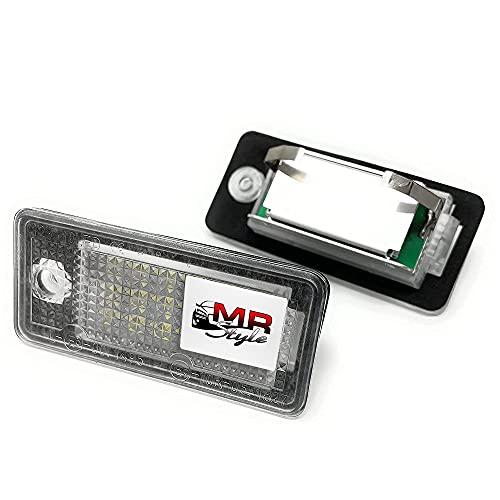 TOP Led Lampadine Illuminazione per Targa omologato