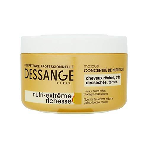 Dessange Pack Dessange Paris Compa © Professionelle Kompetenzen © Concentra Mask Of Nutrition 250 ml (3er-Pack) 1